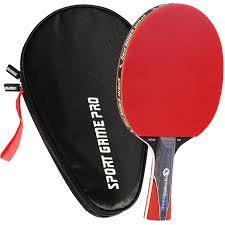 amazon com sport game pro ping pong paddle with killer spin
