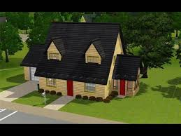 building the family guy house in the sims 3 youtube