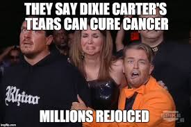 Carter Meme - and thus cancer was cured imgflip