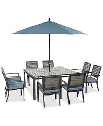 Marlough Outdoor Dining Collection Created For Macys Furniture - Outdoor aluminum furniture