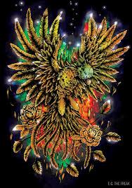 phoenix color test by eg thefreak on deviantart