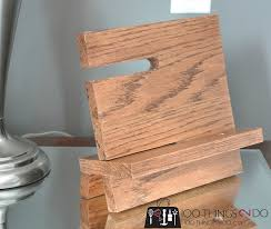 Ipad Nightstand Diy Wood Iphone Stand Nightstand Valet 100 Things 2 Do