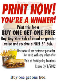 Old Country Buffet Coupon Buy One Get One Free by Penn Station Coupon Codes Printable Deals October 2017