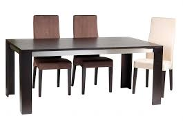 Dining Room  Agreeable Dining Table Modern Design With Calm Color - Simple dining table designs