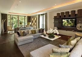 Large Living Room Interior Ideas Comfortable Living Rooms - Large living room interior design ideas