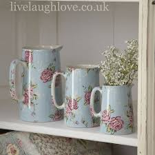 Shabby Chic Pottery by 156 Best Jugs And Pitchers Images On Pinterest Dishes Ceramic