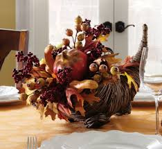 Home Made Thanksgiving Decorations by Decorations Easy Thanksgiving Centerpiece And Table Decoration