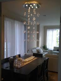 2017 modern fashion deep sea fish glass bubble led ceiling light
