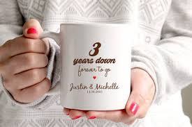 third anniversary gift ideas 3rd anniversary gift 3rd wedding anniversary 3rd