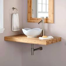 bathroom vanity for vessel sink smet s sienna vessel single sink