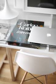 Office Desk Plans Woodworking Free by Best 25 Glass Desk Ideas On Pinterest Glass Office Desk Clear