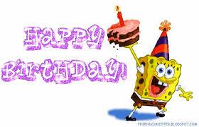 image spongebob happy bday gif victorious wiki fandom