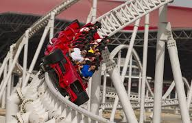 roller coaster abu dhabi speed the s fastest roller coaster at driving