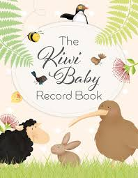 baby record book the kiwi baby record book books accessories dimples by