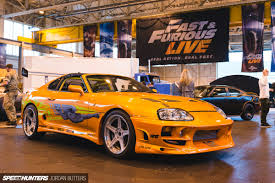 toyota supra fast and furious the making of fast u0026 furious live speedhunters