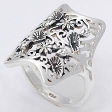 sterling rings wholesale images Plain silver ring a scr888 925 sterling silver wholesale casting JPG