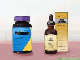 how long before bed should you take melatonin 3 ways to take melatonin wikihow