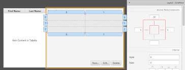 javafx grid layout exle javafx 8 tutorial part 1 scene builder code makery ch