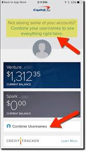 capital one gift card feature friday combine usernames from capital one finovate