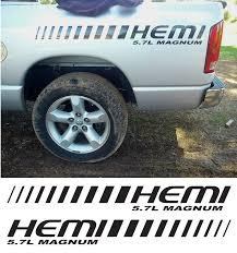 Dodge Ram 5 9 Magnum - product 2 dodge hemi 5 7 magnum ram truck decals stickers