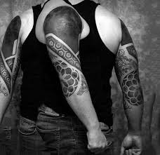 75 blackwork tattoo designs for men bold masculine ink