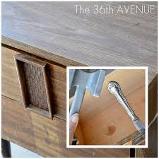 diy nightstand makeover the 36th avenue