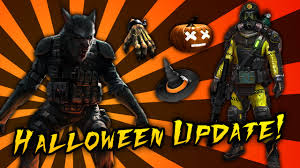 modern combat 5 blackout halloween update new armor camos