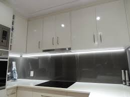 Led Backsplash Cost by Kitchen Strip Lighting