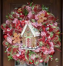 best 25 christmas mesh wreaths ideas on wreaths