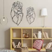 Head Wooden Wall Art Set Of  Lions D Designer Wall Decor - Wall art designer