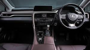 toyota lexus japanese used cars all new lexus rx debuts in japan with 2 liter turbo and hybrid
