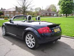 used audi tt convertible 3 2 v6 roadster quattro 2dr in oldham