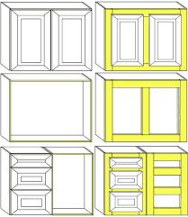 framed vs frameless cabinets farrow custom cabinetry