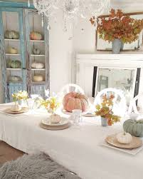 40 attractive and unique thanksgiving home decor ideas to try