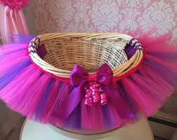 minnie mouse easter basket ideas tutu easter basket etsy