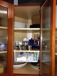 Corner Kitchen Cabinet Storage Ideas by Fascinating Corner Kitchen Cabinet Organization Storage Bhg Jpg