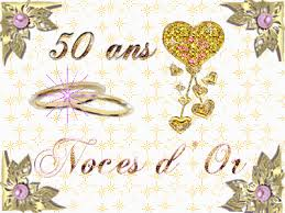 poeme 50 ans de mariage noces d or 8sicpr65 gif noces d or mariage and gifs