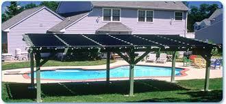 affordable diy solar pool heating intheswim pool blog