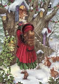 susan wheeler cards susan wheeler christmas card rozprávkové obrázky