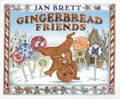 gingerbread friends by jan brett scholastic