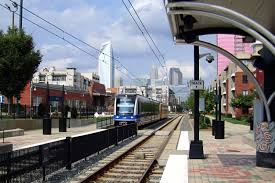 light rail schedule charlotte nc uber and amtrak join forces to solve north carolina s last mile