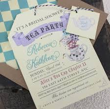 tea party bridal shower invitations in tea party bridal shower invitation