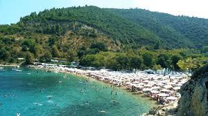 manassu beach halkidiki greece youtube