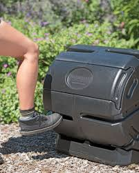 compost tumbler rolling composter tumbling composter