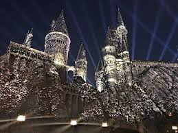nighttime lights at hogwarts new nighttime lights at hogwarts castle full show harry potter at