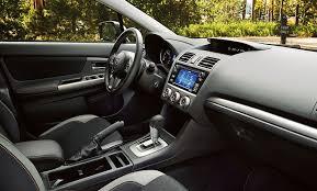 Subaru Xv Crosstrek Interior All New 2017 Subaru Crosstrek Gallery