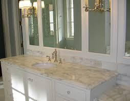marble countertop for bathroom beveled marble countertops traditional bathroom precision