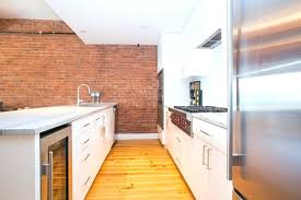 Kitchen Backsplash Brick Brick Tile Backsplash Kitchen Brick Veneer Brick Tiles Modern
