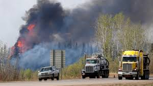 Wildfire Canada Today by Canada Wildfires Officials Hope Fight Has Reached A Turning Point