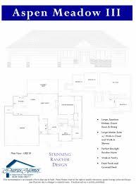 Aspen Heights Floor Plan by Floor Plans Spokane And Coeur D Alene